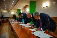 Assinatura de dois protocolos entre o CEPESE, o Instituto Politécnico da Guarda e a Câmara Municipal da Guarda