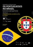 """Ciclo de Seminários """"Os Portugueses no Brasil – Novos Desafios"""""""