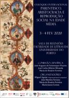 """Colóquio Internacional """"Parentesco, Aristocracia e Reprodução Social na Idade Média"""""""
