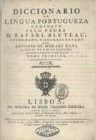 Dicionário de Morais disponível no portal do CEPESE