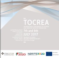 International Conference of Tourism and Creative Industry Promotion (TOCREA).