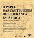 O Papel das Instituições de Segurança em África
