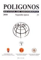 Publicação do livro Polígonos. Revista de Geografía, n.º 20
