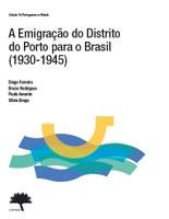 """Publicação do livro """"A Emigração do Distrito do Porto para o Brasil (1930-1945)"""""""