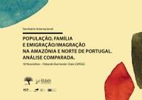 """Seminário Internacional """"Emigração Portuguesa para o Brasil"""""""