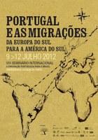 """VIII Seminário Internacional """"A Emigração Portuguesa para o Brasil """""""