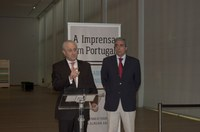 "Inauguration of the Exhibition ""Press in Portugal - Responsibility or Impunity"" [Photos]"
