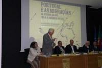 """VIII Seminário Internacional """"A Emigração Portuguesa para o Brasil """" [Fotos]"""