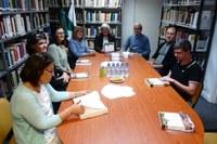 """Lançamento livro """"Brasil-Portugal. Pontes sobre o Atlântico"""" (prof. Lená Medeiros de Menezes)"""