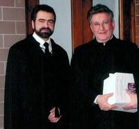 Vaticano atribui prémio à tese de doutoramento de Luís Alberto Casimiro da Faculdade de Letras da Universidade do Porto