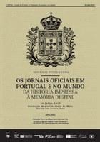 """Seminário Internacional """"Os jornais oficiais em Portugal e no mundo. Da história impressa à memória digital"""""""