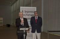 """Inauguração da exposição """"A Imprensa em Portugal - Responsabilidade ou Impunidade?"""" [Fotos]"""