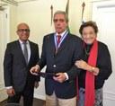 Presidente do CEPESE galardoado com o Colar do Mérito da Universidade Federal Fluminense